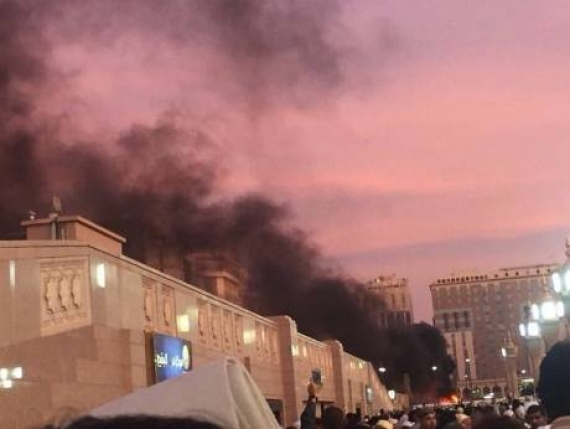 Medina Mosque Hit