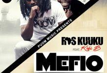 Ras Kuuku's cover for MafeWo