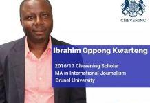 Ibrahim Oppong Kwarteng