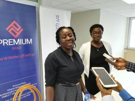 Mrs Jacqueline Benyah, Deputy Managing Director