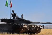 Karrar, Iran's most advanced indigenous tank