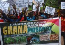 March Against Monsanto Ghana