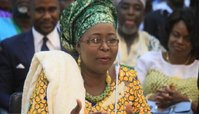 Hajia Alima Mahama