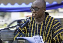 Interior Minister Ambrose-Dery-
