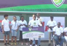 Sport Tennis Competition