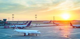 domestic air travel