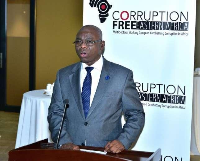 Former Presidential Advisor on Governance and Corruption Daniel Batidam