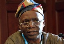 Human rights lawyer Femi Falana (SAN)