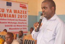 Smart Daniel Country Director HelpAge Tanzania