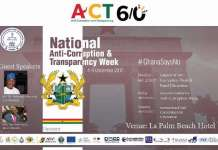 National Anti Corruption Week