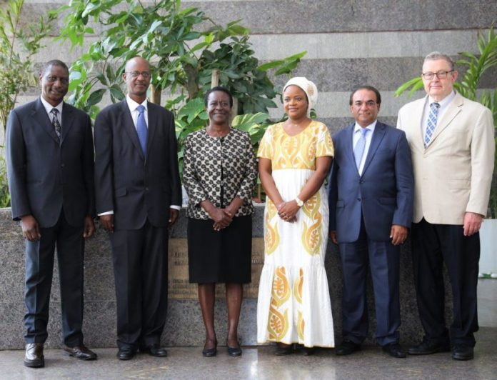 African Legal Support Facility Management Board