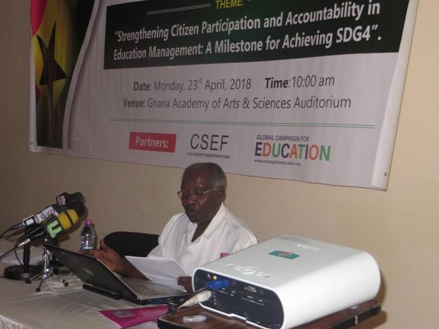 Professor Ivan Addae-Mensah