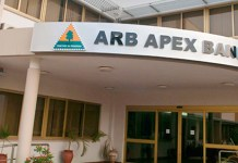 ARB Apex Bank Limited