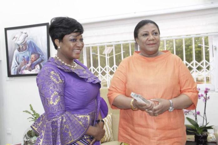 Award First Lady