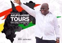 Nana Addo Tour