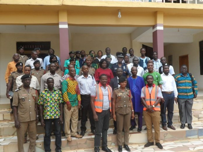 Group picture of some of the participants