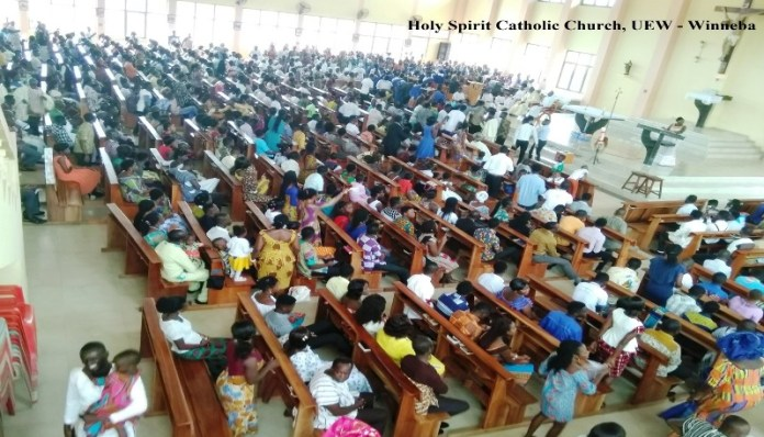 UEW Catholic Church