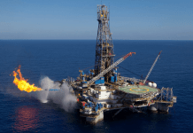 Five-hundred fifty million barrels of oil discovered off Ghana coast
