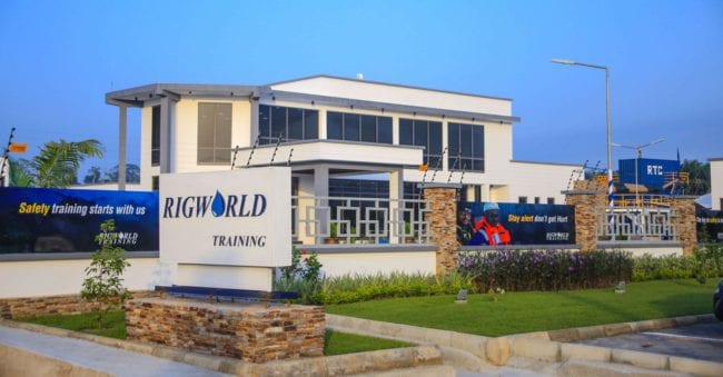 Rigworld Training Center