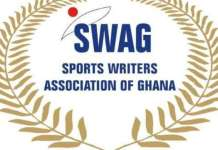 Sports Writers Association of Ghana (SWAG)
