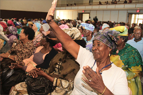 Namibia pensioners