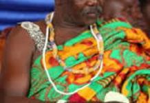 Nii Tetteh Otu II, Paramount Chief of Kpone Traditional Area,