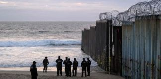 Acting Pentagon chief Patrick Shanahan said Monday he had authorised US$1 billion to build part of the wall sought by President Donald Trump along the US-Mexico border. PHOTO: AFP