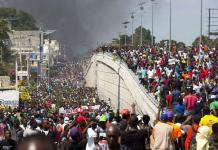 Haitian Masses Demonstrate Against Austerity And Imperialist Domination On Feb Ap Photo