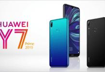 Huawei Y Prime Pix