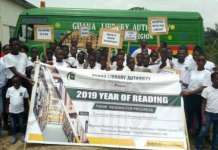 Library Parade