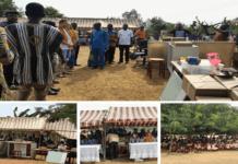 Philanthropists Donation School