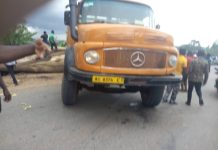 Accident Asamankese