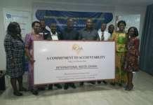 International Needs Ghana receives accreditation
