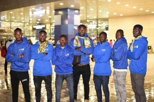 Team Wilmar Africa