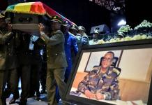 Ethiopia General Seare Mekonnen was killed in coup attempt on June 22, 2019