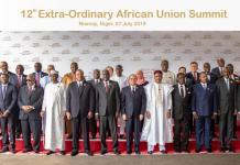 African Union 12th Extraordinary Summit to Launch the AfCFTA in Niger, July 4, 2019