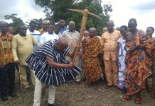 Two schools in Kwahu West to get classroom blocks