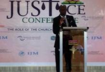 Right Reverend Dr Hilliard Dela Dogbe