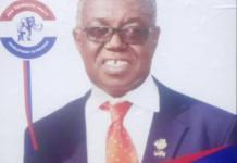 Mr Ernest Patrick Kojo Mallet