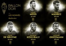 30 Man Ballon d'Or