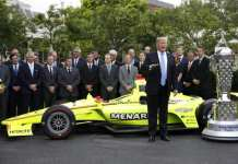 Trump to award Medal of Freedom to former racer Roger Penske