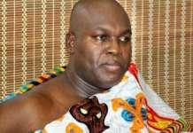 His Royal Majesty, Odeneho Kwafo Akoto III Akwamumanhene