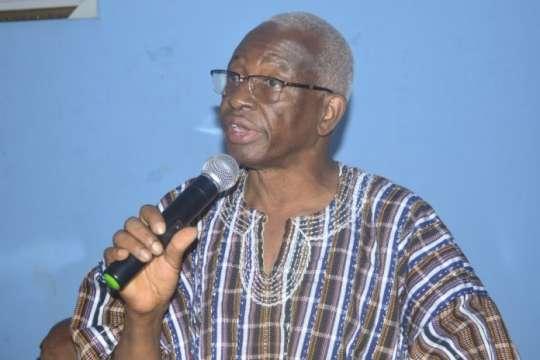 Reverend Dr Emmanuel Abole Abugre