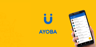 Ayoba messaging platform