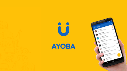 Ayoba messaging platform