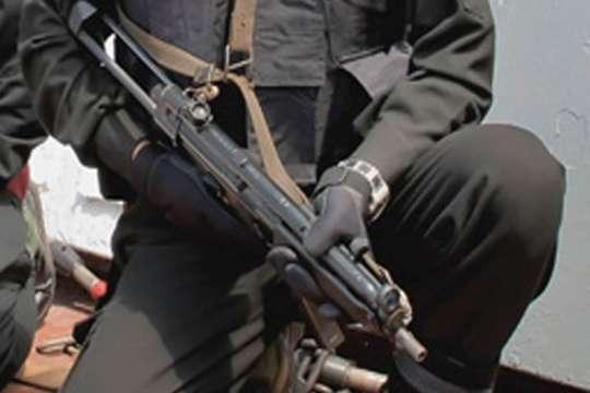 unknown gunman