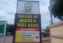 Kintampo College of Health
