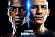 GBA wishes Richard Commey Success