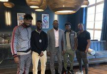 Kurt E.S. Okraku spent some time with Ghanaian quartet