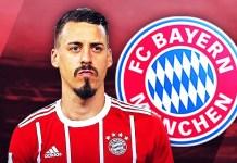 Former Bayern Munich striker Sandro Wagner
